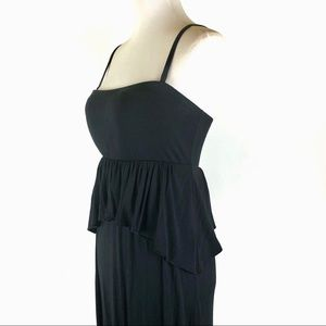 Soma Dresses - Soma casual black maxi tank dress